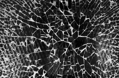 7.broken glass textures