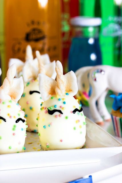 Ideen für eine tolle Einhornparty /Regenbogen Party – Sasibella  / Blog: Food, Party Ideas, DIY and Beautiful Things