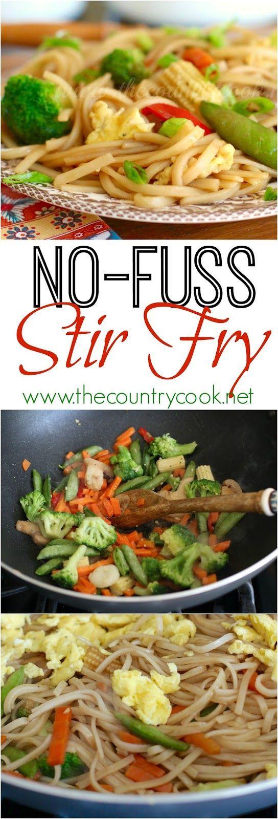 how to make chicken stir fry hoisin sauce