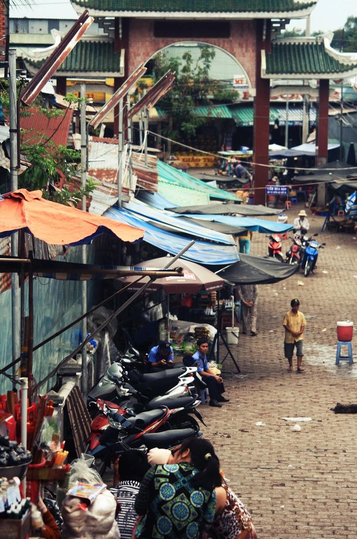 Vietnam - Chau Doc