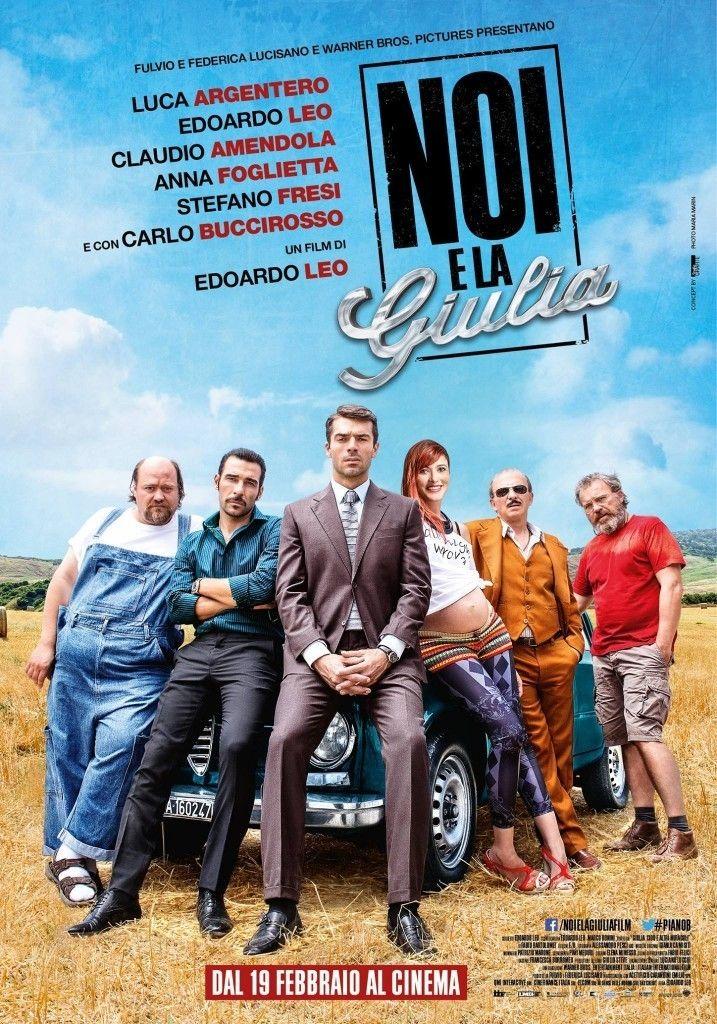 Noi e la Giulia (2015) FULL MOVIE. Click images to watch this movie