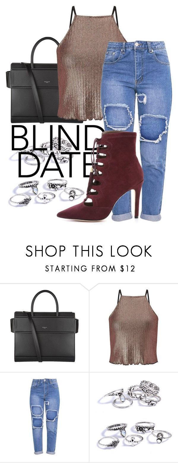 """Untitled #76"" by galg123 ❤ liked on Polyvore featuring Givenchy, Miss Selfridge and Cynthia Vincent"