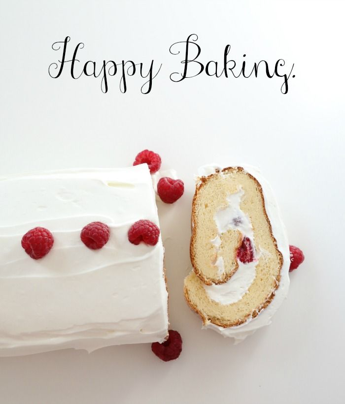 Raspberry Torte – Passion 4 baking