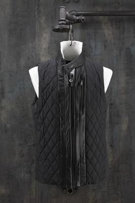 F/W 11/12 Maison Martin Margiela 10 Down Zipped Vest