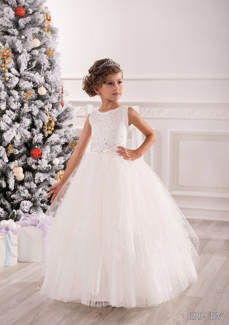 57.85$  Watch here - http://ali5vb.worldwells.pw/go.php?t=32735562042 - Gorgeous Beading Toddler Ball Gown Abiti Da Comunione Tulle Gowns First Communion Dresses for Girls Lace Communion Dresses 2-12