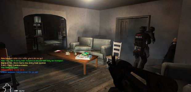 SWAT 4 breaches GOG, commences clearing wallets