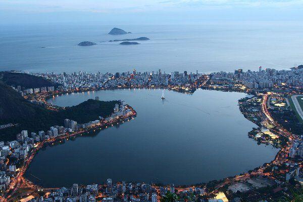 Lagoa Rodrigo de Freitas | Rio de Janeiro | Brasil