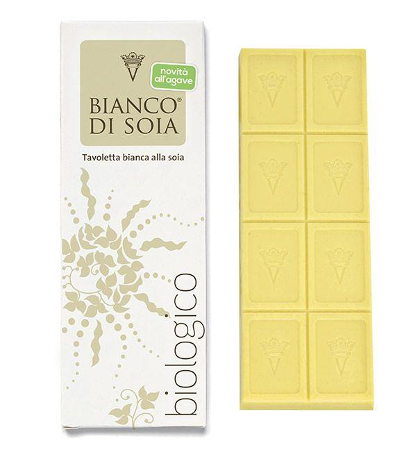 Cioccolato Bianco alla Soia