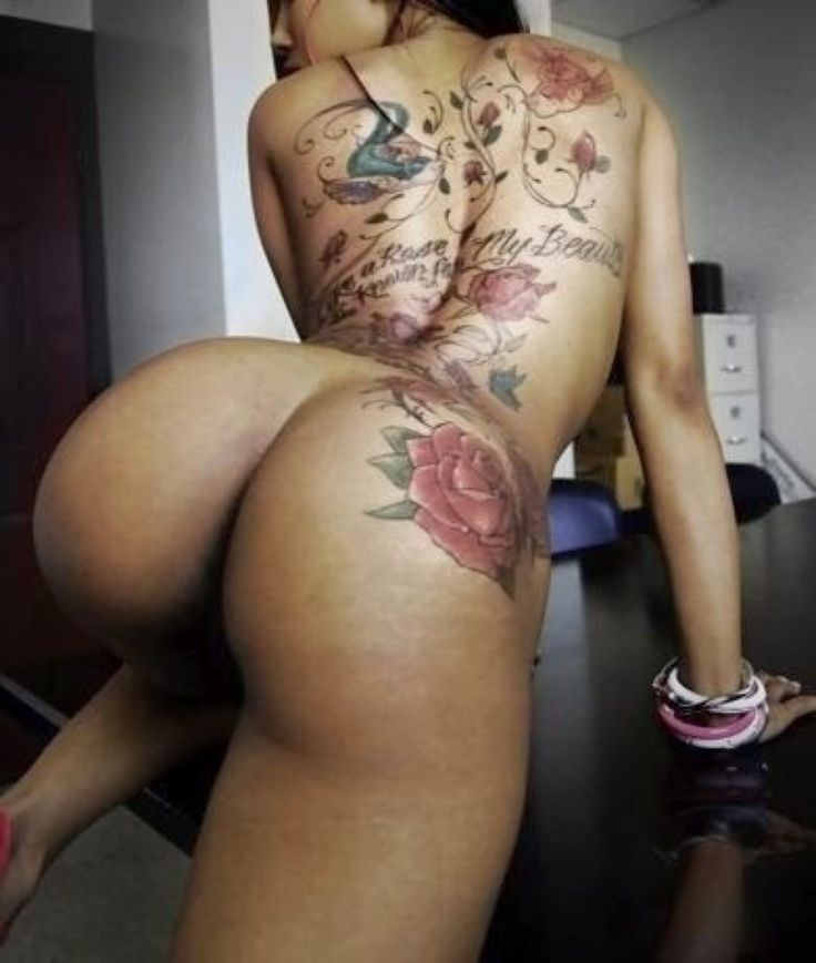 That Naked women ass tattoos really. agree