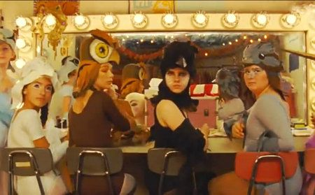 """Sam (to Suzy): What kind of bird are you?""       -#moonrisekingdom     my favorite movie in a long long time.    #whereismycanoe"
