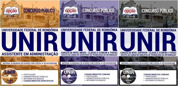 Apostilas Preparatorias Concurso Fundacao Universidade Federal De