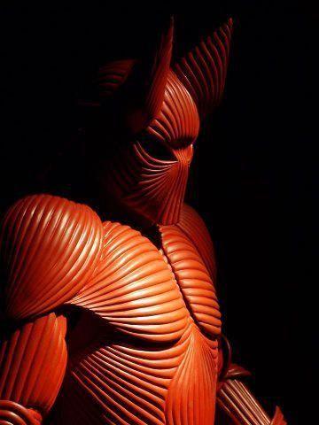Prince Dracul armor by Eiko Ishioka