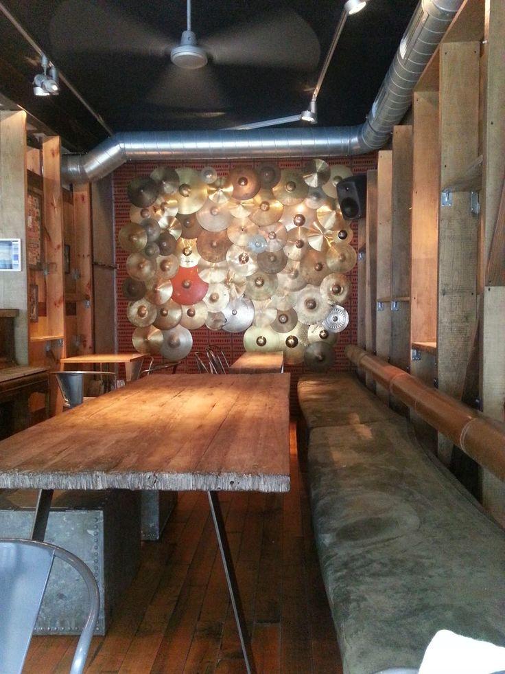 Little Hungry Lady - opinie o restauracjach | zdrowe jedzenie: Warszawa - Kraken Rum Bar | owoce morza i wino