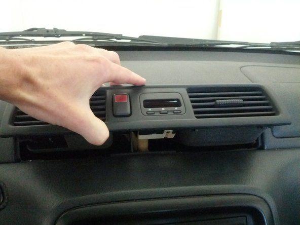 How To Repair 1995 2001 Honda Crv Clock 1995 1996 1997 1998 1999 2000 2001 Honda Crv Honda Crv 4x4 Honda Crv Car