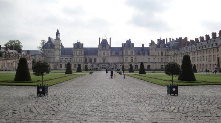 Overweldigend Fontainebleau