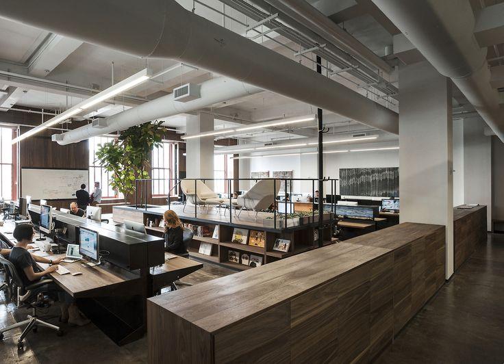 open office interior design. inside fiftythreeu0027s jawdropping new office space open interior design