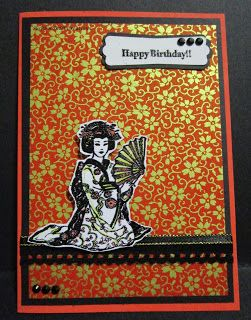 BaRb'n'ShEll Creations  - Happy Birthday - made by Shell
