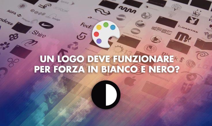 Agenzia sviluppo siti web – applicazioni android e apple- marketing- seo  » Un logo deve funzionare in bianco e nero?