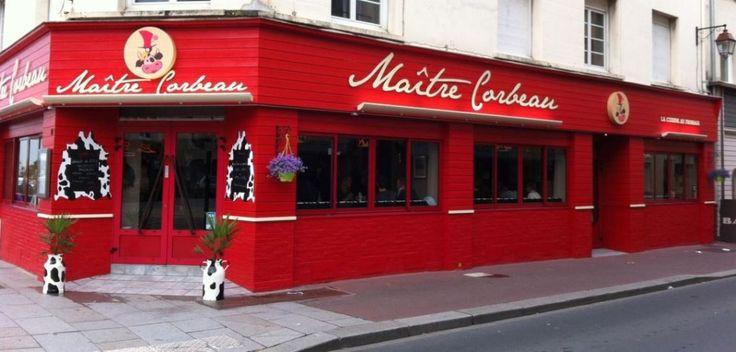 Maître Corbeau ouvre un 5e restaurant en Normandie - http://www.myseminaire.fr/maitre-corbeau-ouvre-un-5e-restaurant-en-normandie
