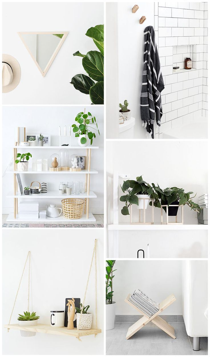 modern home DIY projects