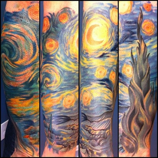 Karly Cleary's Ink Portfolio (PHOTOS) | Best Ink