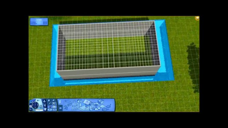 99 best images about sim houses on pinterest house for Pool design sims 3