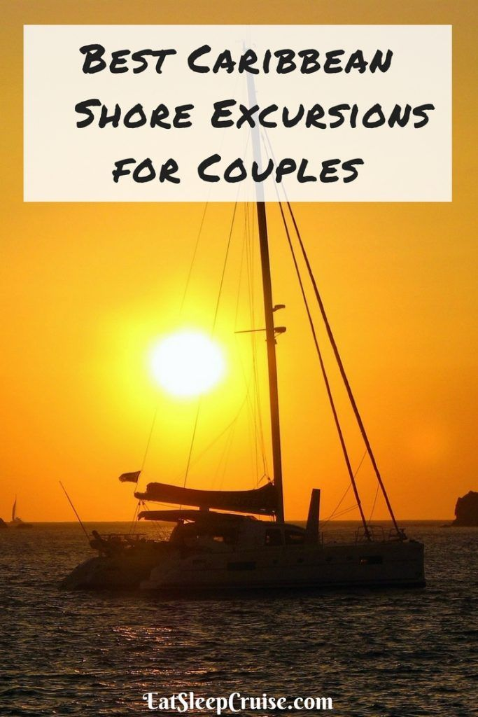 Best Caribbean Shore Excursions for Couples #cruise #Caribbean
