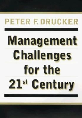 """Incisive, challenging, and mind-stretching, Drucker's new book is forward-looking and forward thinking. It combines the broad knowledge, wide practical experience, profound insight, sharp analysis, and enlightened common sense that are the essence of Drucker's writings, which are continuing international bestsellers and """"landmarks of the managerial profession"""" (Harvard Business Review)."""
