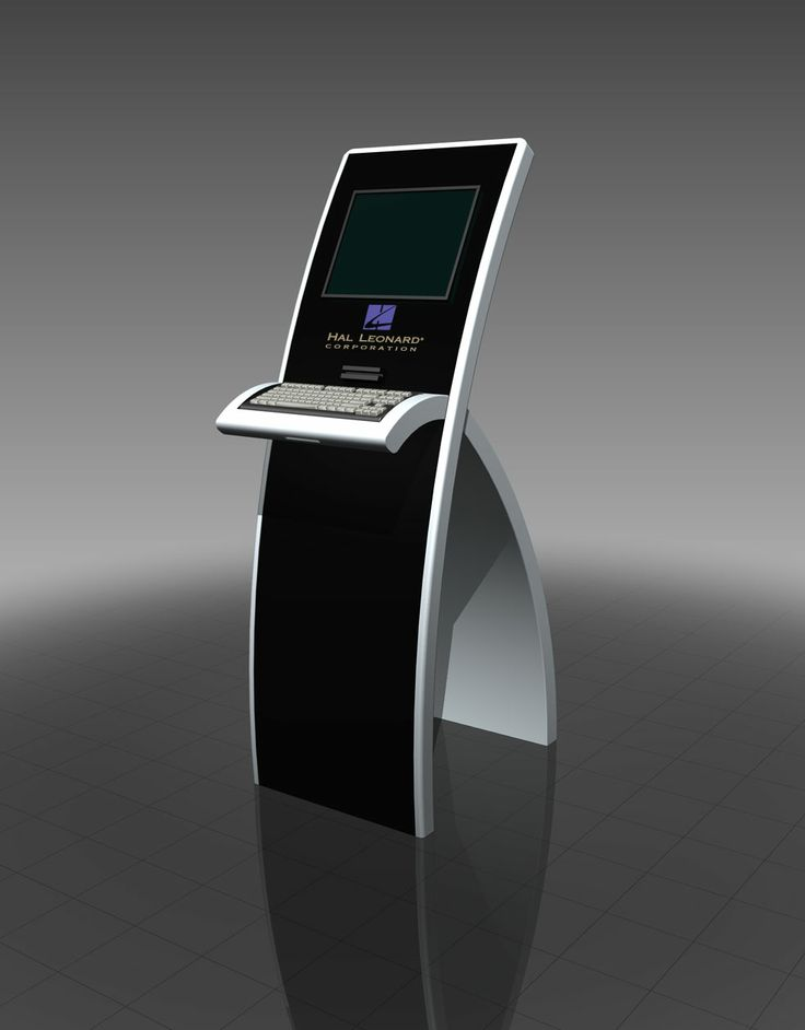 11 best images about kiosk design on pinterest behance for Architecture kiosk design