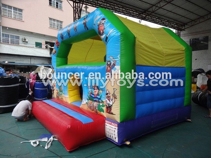 Lilytoys 2015 Customize Beautiful large trampoline sale inflatable jumping house #Beauty_By, #lee
