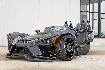 "Polaris Slingshot Ferrada FR2 20"" Wheel Rim Tire Package"