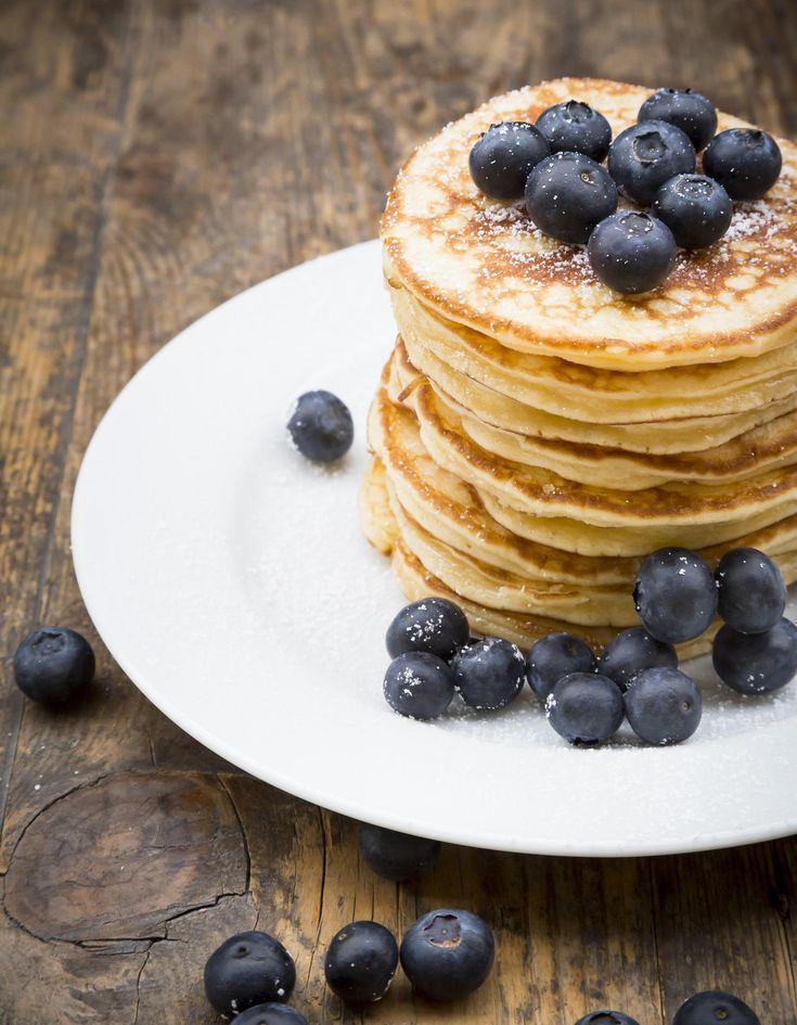 Recette pancakes healthy : découvrez comment préparer des pancakes healthy - Elle à Table