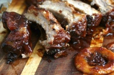 Oven baked spareribs are an effortless treat. They take just 5 minutes to put together then bake in the oven for about 2 hours. The sauce is irresistible.