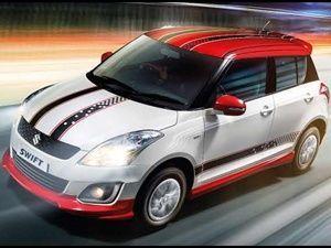 Maruti Suzuki Swift Glory Edition launched