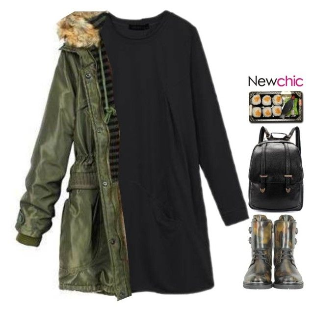 """NC 4"" by emilypondng ❤ liked on Polyvore featuring Loriblu, Jura, women's clothing, women, female, woman, misses, juniors and newchic"