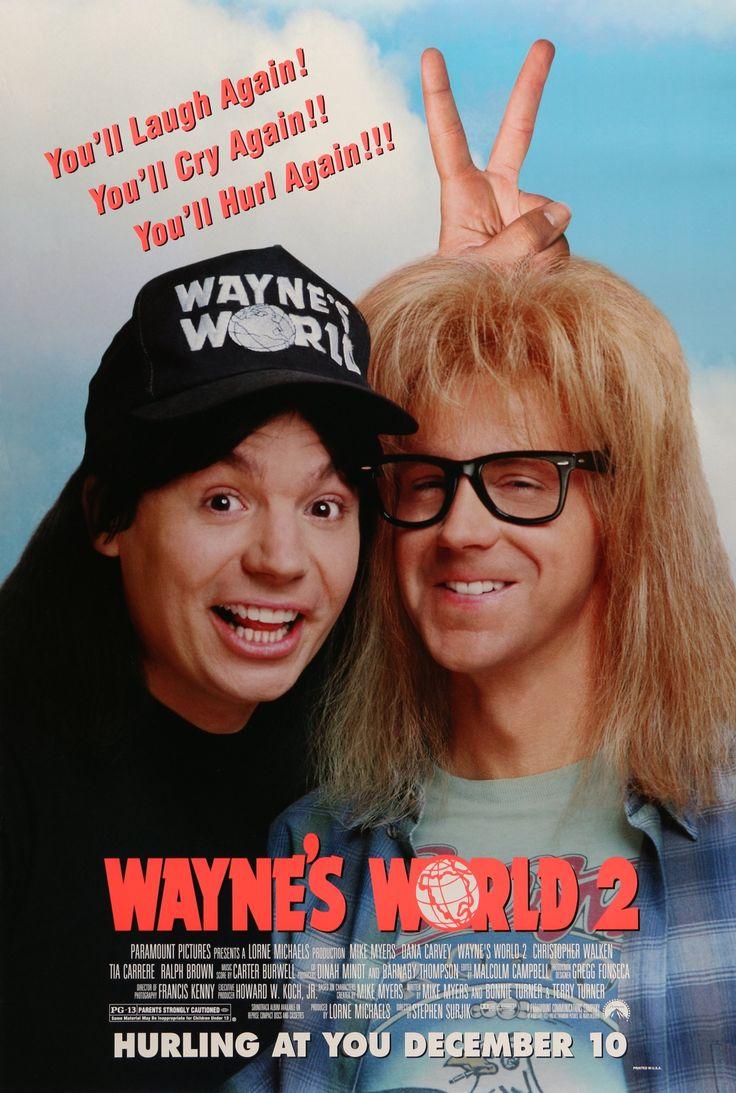 17 Memorable Waynes World Movie Quotes  UPROXX
