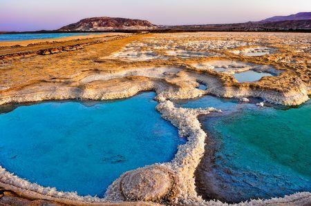 The Dead Sea -