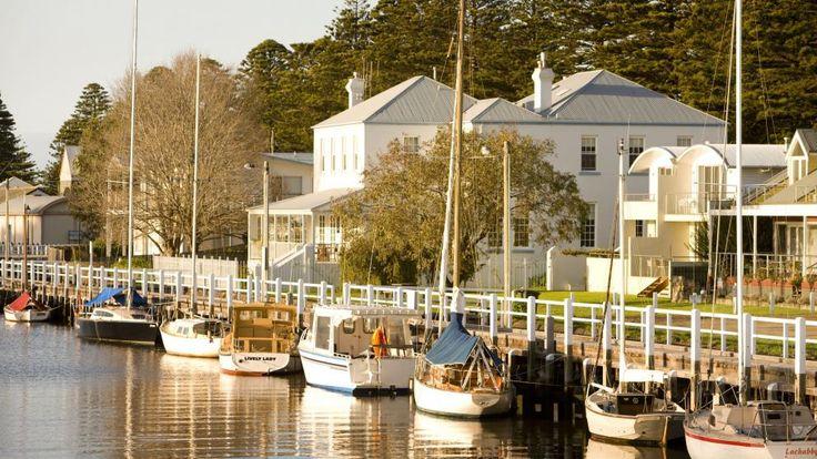 Port Fairy, VIC. © Tourism Victoria