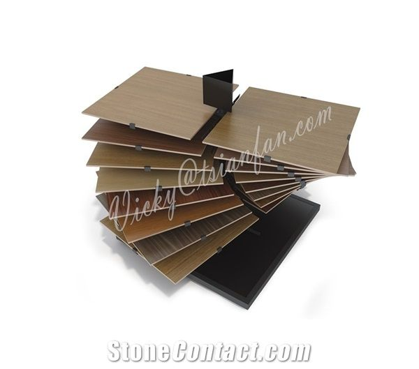 Tsianfan Industrial & Trading Co.,Ltd is the leader of the stone quartz display rack,Stone Sample Book,Mosaic Sample Board.We have more than 10 years of experience in stone display,stone exhibition design,etc.(Vicky@tsianfan.com)