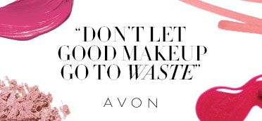 Don't let good makeup go to waste! Avon consistently pairs beauty and scientific innovation, resulting in products that provide…