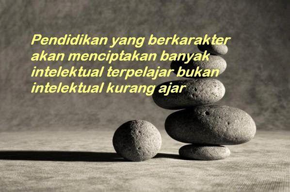 Pendidikan seseorang takkan sempurna sampai kematian mendatanginya.. http://www.katabijaklogs.com