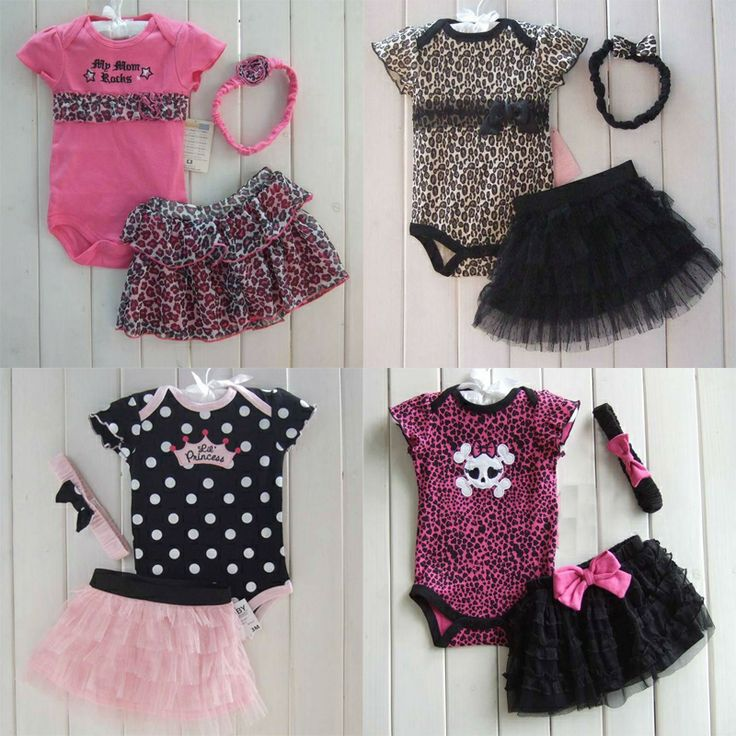 Toddler Girl Fashion Clothes