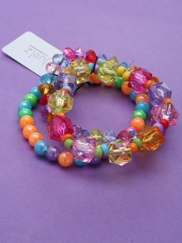 children's beaded bracelets