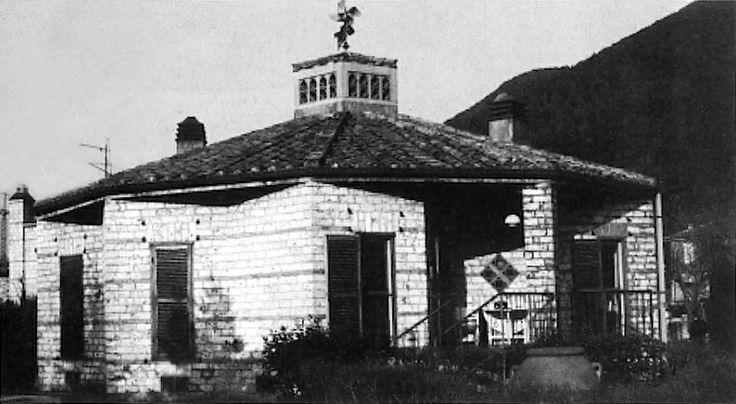 Mario Ridolfi, Casa Lina