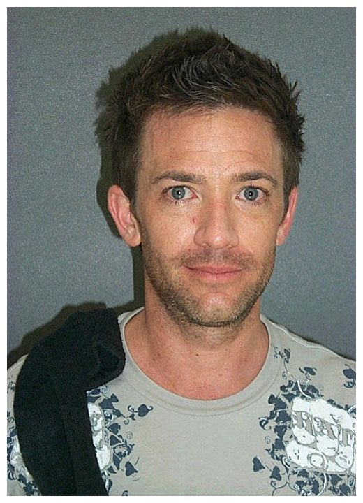 """David Faustino, best known for playing """"Bud Bundy"""" on TV's """"Married With Children,"""" was arrested in May 2007 on pot possession and disorderly intoxication charges. The 33-year-old actor was popped in New Smyrna Beach, Florida when he was spotted yelling profanities at his ex-wife in the middle of an intersection. After cops discovered marijuana in the tipsy Faustino's pocket, he was transported to the Volusia County jail, where the above mug shot was taken."""