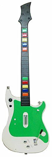 Best price on Universal Wireless Guitar Hero and Rock Band Controller for XBOX 360, PS3, PS2 and Wii //   See details here: http://bestconsolesreviews.com/product/universal-wireless-guitar-hero-and-rock-band-controller-for-xbox-360-ps3-ps2-and-wii/ //  Tr