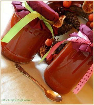 Katucikonyha: Citrusos fügelekvár