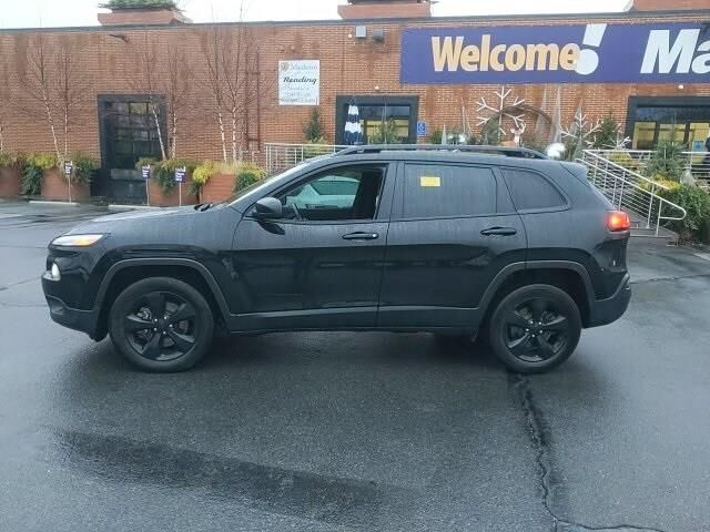 2017 Jeep Cherokee Limited In 2020 Jeep Cherokee Jeep Cherokee