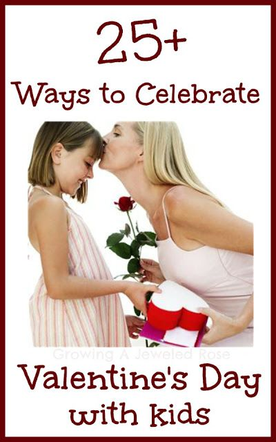 Celebrating Valentine's Day with Kids ~ Growing A Jeweled Rose