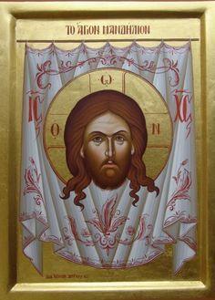 Christ | ICON PAINTING WORKSHOP J.VEGKOS M.KILLET